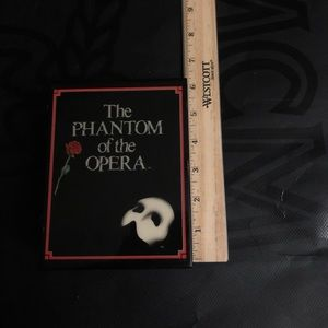 The Phantom Of The Opera Jewelry Box Vintage